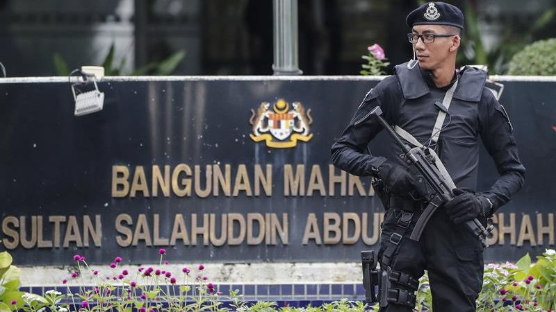 La autopsia realizada por forenses malasios determinó que el cadáver de Kim Jong-nam tenía rastros del agente neurotóxico VX.