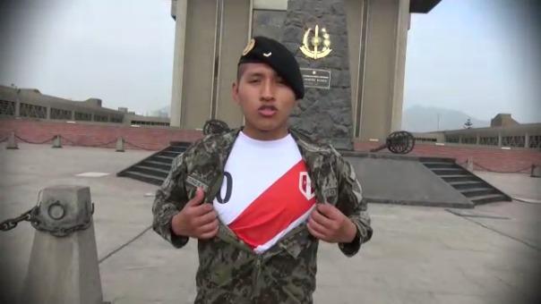 Este es el video oficial del Ejército Peruano en apoyo a la Selección Peruana de Fútbol.