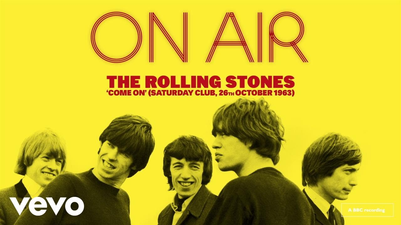 The Rolling Stones - Come On (The Saturday Club, 1963 / Audio)