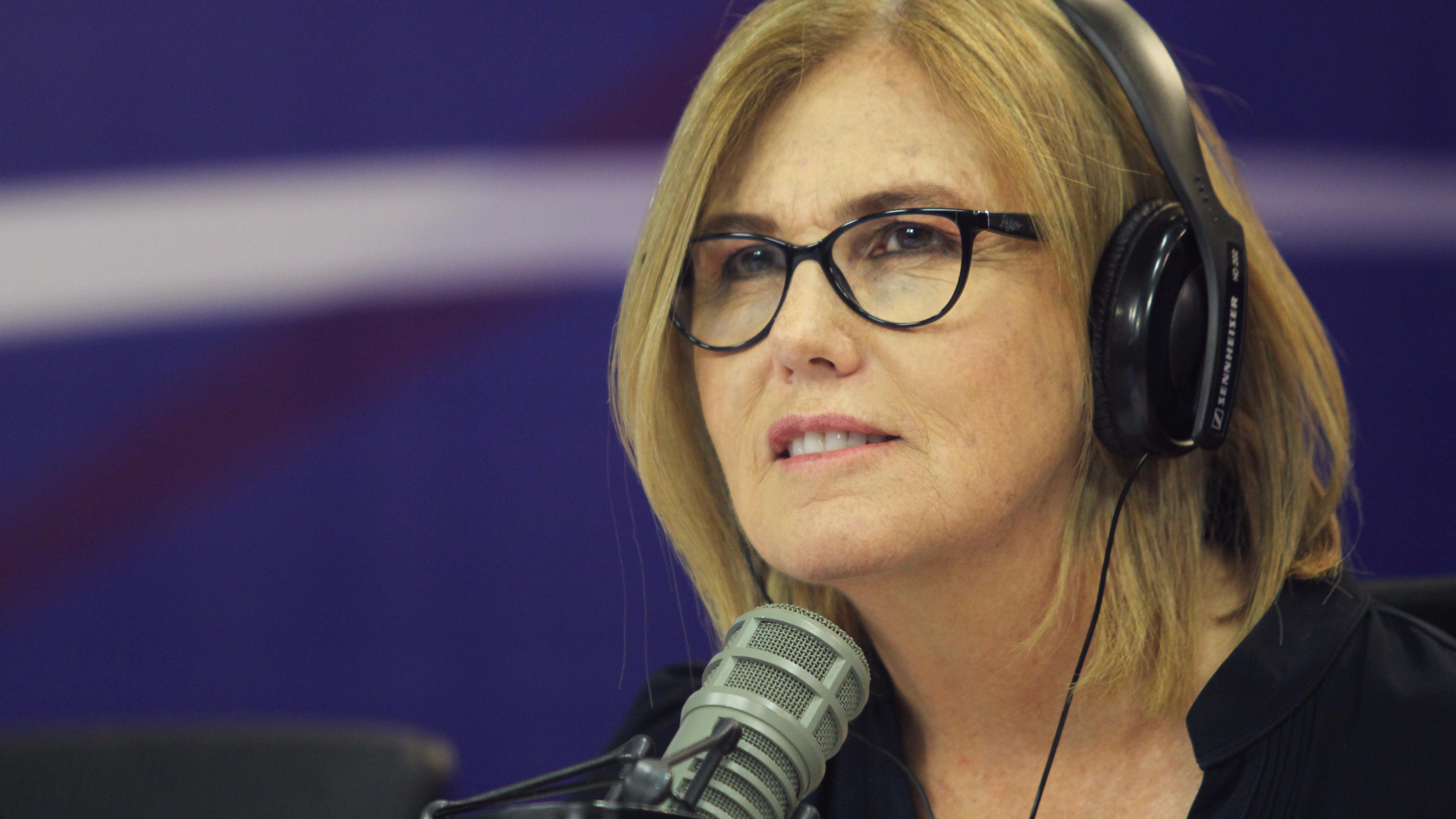 Mónica es una de las pocas voces equilibradas que tiene el periodismo hoy en día.