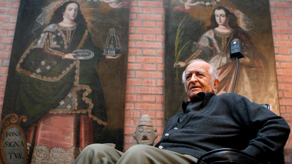 Alonso Cueto recordó a su amigo, Fernando de Szyszlo, como un hombre alegre y que vivió una vida plena.
