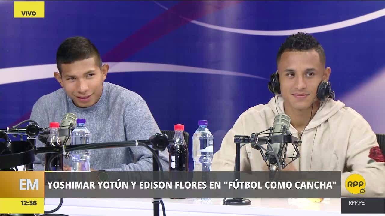 Los seleccionados en 'Fútbol como cancha'.