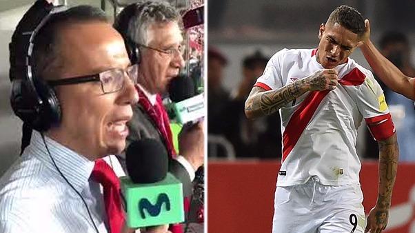 Perú jugará el repechaje por primera vez en la historia.
