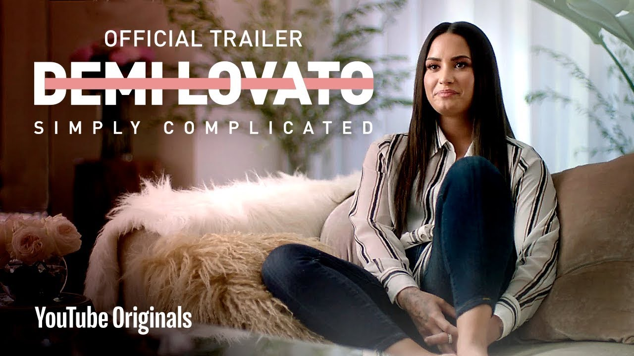 Tráiler del documental de Demi Lovato