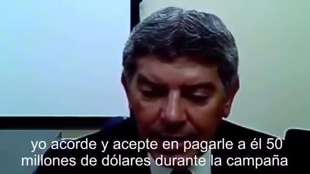 El video fue difundido por la exfiscal general, Luisa Ortega Díaz.