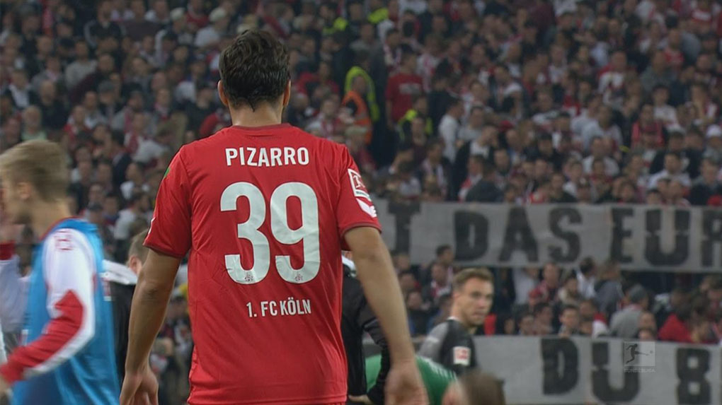 El equipo de Claudio Pizarro sigue perdiendo en la Bundesliga.