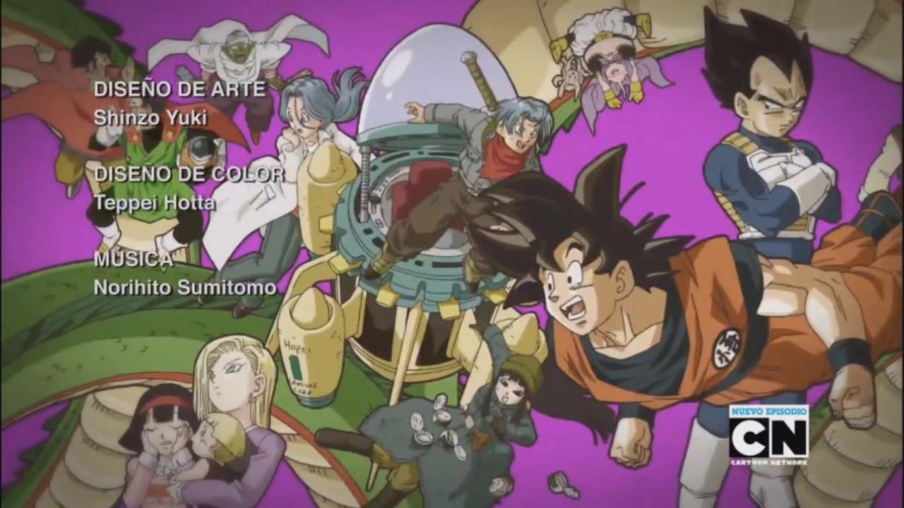 Quinto ending de Dragon Ball Super