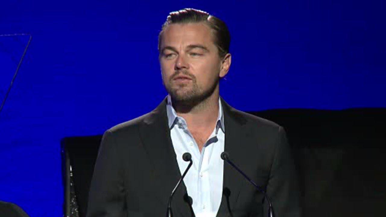Leonardo DiCaprio opinó sobre el caso Harvey Weinstein