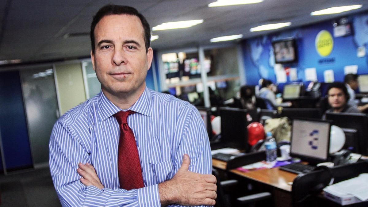 Aldo Mariátegui es conductor de Ampliación de Noticias desde marzo.