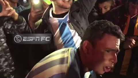 Lionel Messi anotó el hat trick en la victoria de visita de Argentina 3-1 ante Ecuador que permitó la clasificación del equipo albiceleste al Mundial de Rusia 2018.