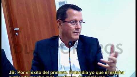 Jorge Barata confesó el pago de coimas en diciembre 2016.