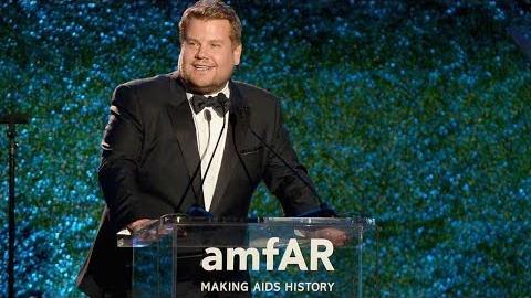 James Corden generó rechazo por bromas sobre acosos de Harvey Weinstein