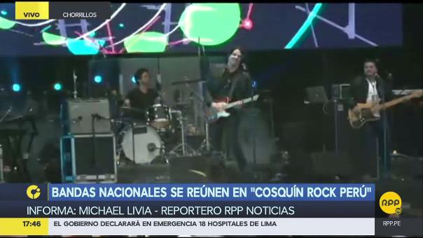Cosquín Rock Perú 2017, el gran festival argentino, por primera vez en Perú.