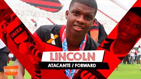 Así juega Lincoln, la joven promesa del Flamengo.