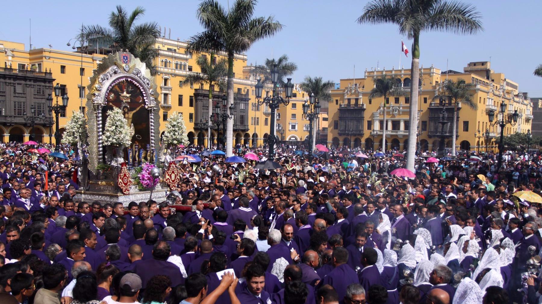 Las calles de Lima se teñirán de morado este 18 y 19 de octubre.