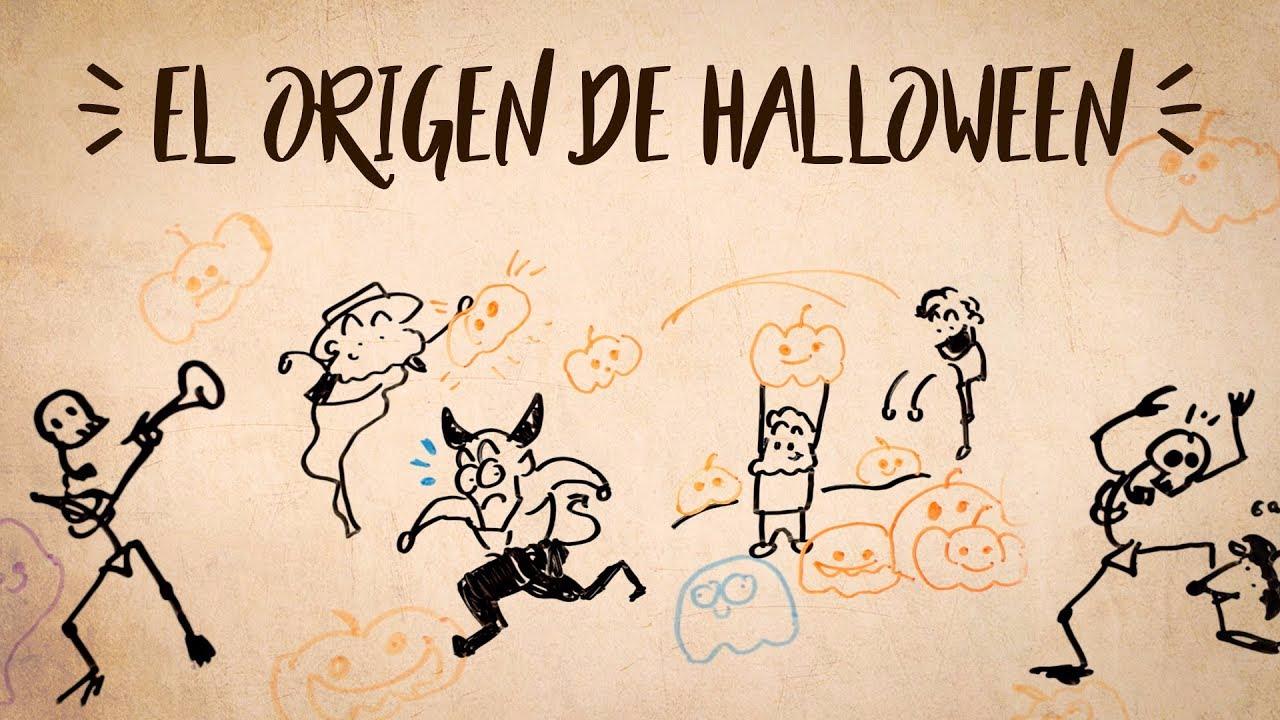 El video viral narra los orígenes de Halloween sin apelar al miedo.