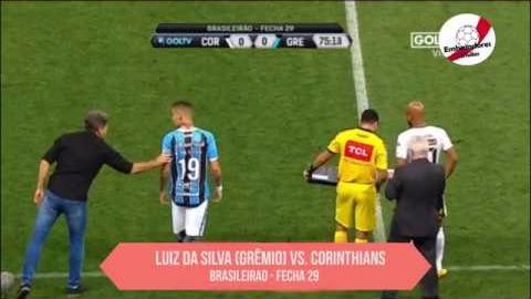 Luiz Da Silva ya tiene minutos con Gremio.