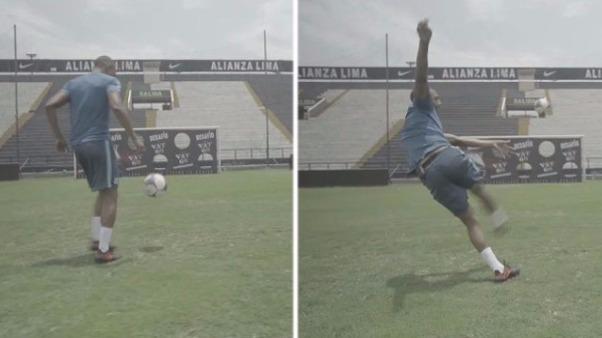 Luis Ramirez juega en Alianza Lima desde el 2016.