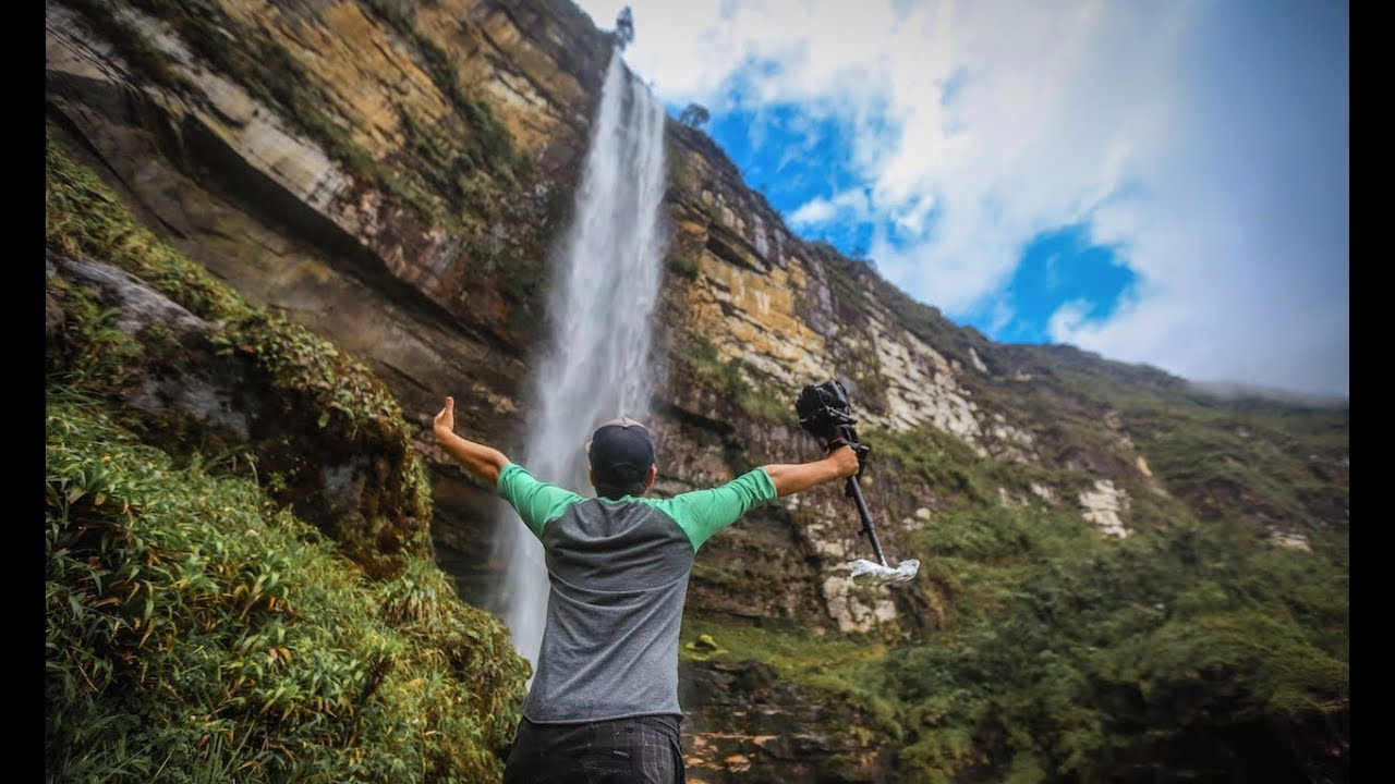 Nuestra experiencia en ruta para grabar los mejores paisajes del camino hacia la catarata Gocta
