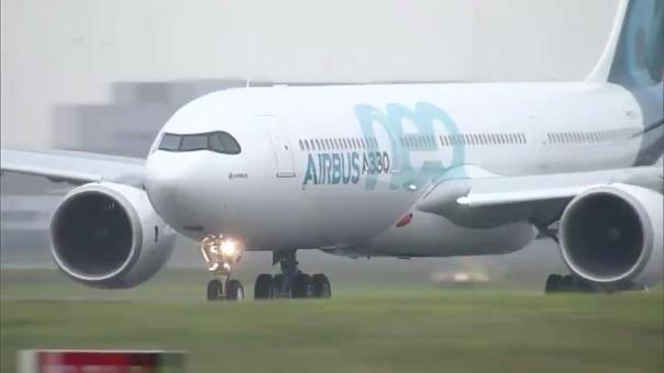Airbus es uno de los mayores fabricantes de aviones del mundo.