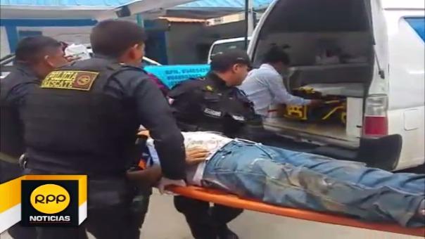 Trabajadores asfixiados de Sedacaj