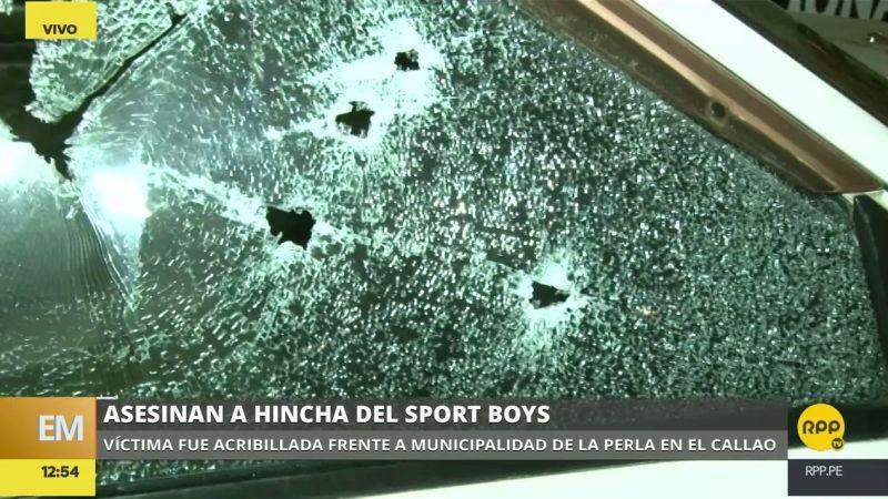 El barrista Eduardo Agramonte Gómez fue llevado aún con vida al hospital, pero sus heridas fueron severas y falleció.