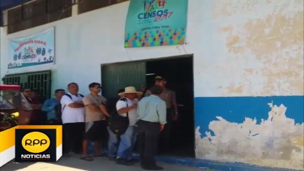 Las oficinas del INEI en Piura atenderán hasta mañana sábado.