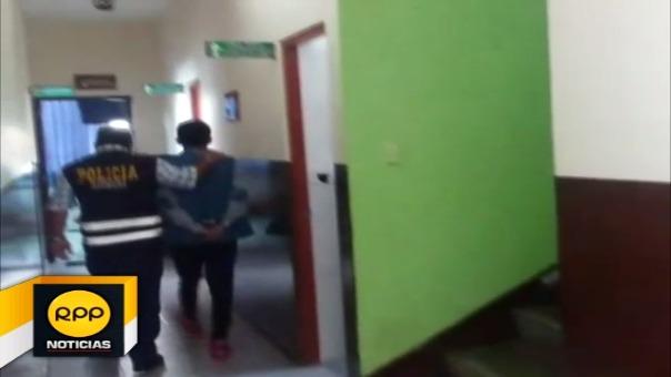 Menor infractor integraría banda delictiva que operaba en José Leonardo Ortiz