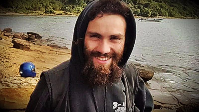 El cuerpo del joven fue hallado el pasado martes luego de un intenso operativo de búsqueda en la zona donde se realizó la protesta el pasado 1 de agosto.