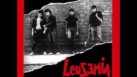 'Oirán tu voz', canción del autotitulado primer disco de Leusemia y una muestra del sonido inicial de la banda.