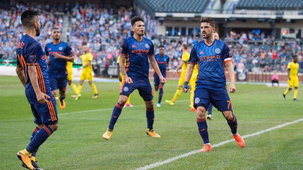 New York City de Alexander Callens empató y clasificó a los playoffs de la MLS.