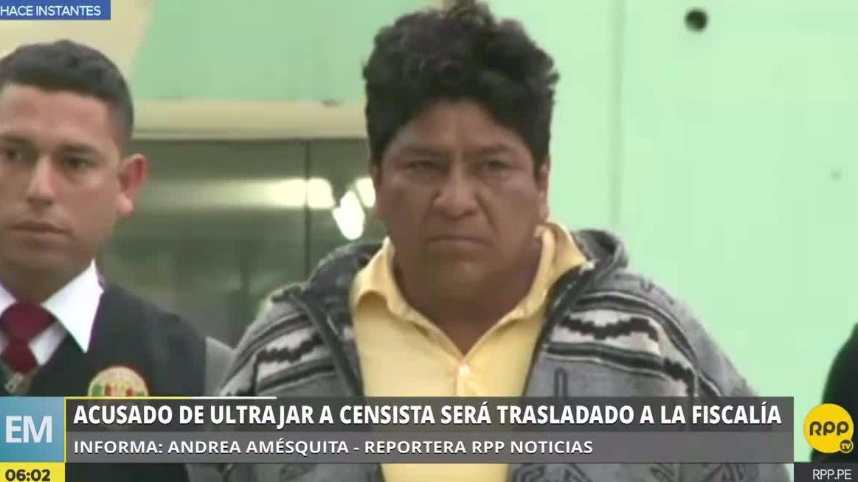 Luza fue detenido en su vivienda en la tarde del domingo.