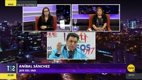 Pablo Sánchez dijo que fue le primero en indignarse cuando recibió la noticia de la violación a una empadronadora.