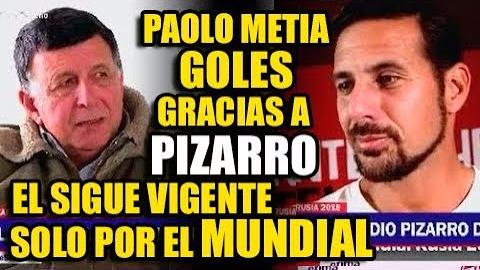 Revisa el reportaje completo al padre de Claudio Pizarro.
