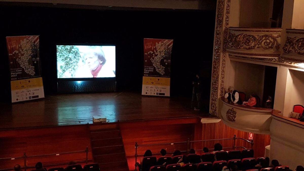 Festival de Cine de Trujillo llega a su cuarta edición convocando a jóvenes productores culturales.
