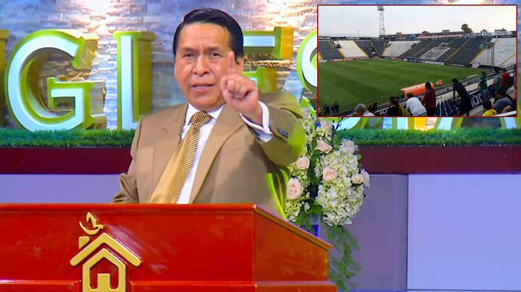 Iglesia evangélica planea comprar el estadio de Alianza Lima.