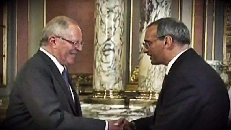 Raj Urs tiene amplia experiencia en diversas embajadas y en Perú fue Consejero de Asuntos Económicos.