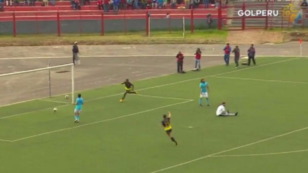 Sporting Cristal cayó 1-0 en Cajamarca ante UTC por el Torneo Clausura.