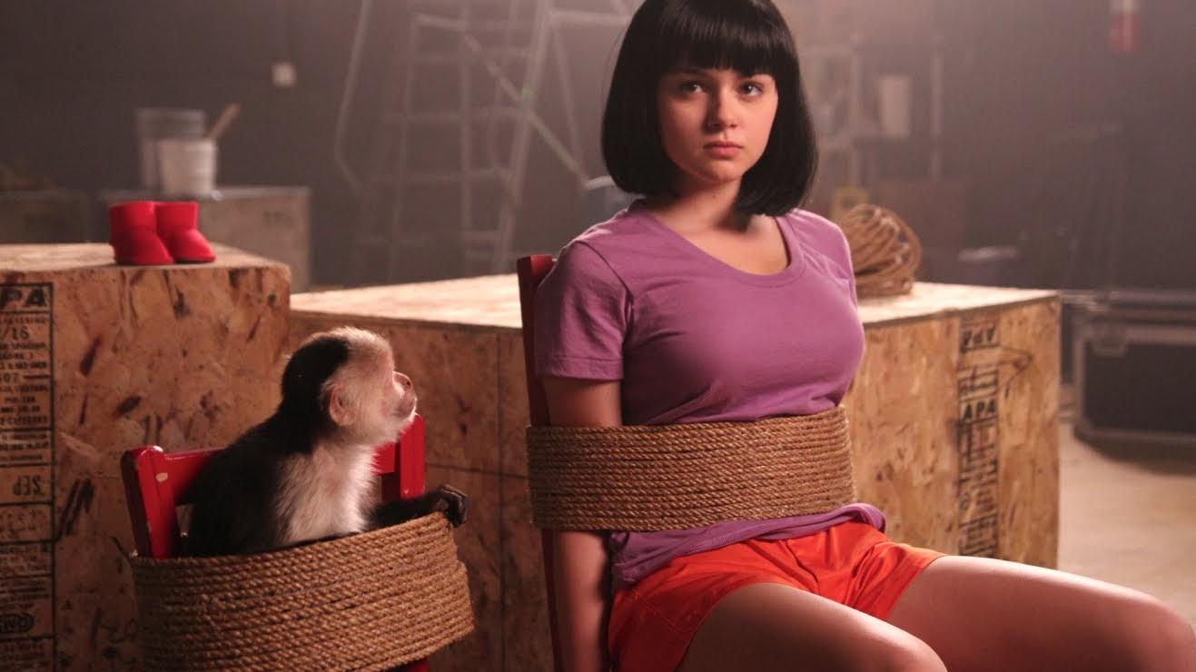 Tráiler 'Dora, la exploradora', protagonizado por Ariel Winter
