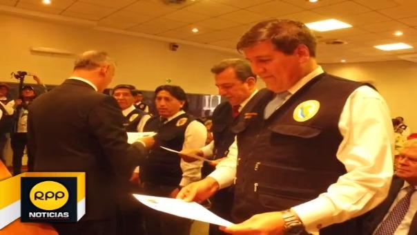 Brigadistas apoyaron en las labores contra incendios forestales registrados en Chile en febrero de este año