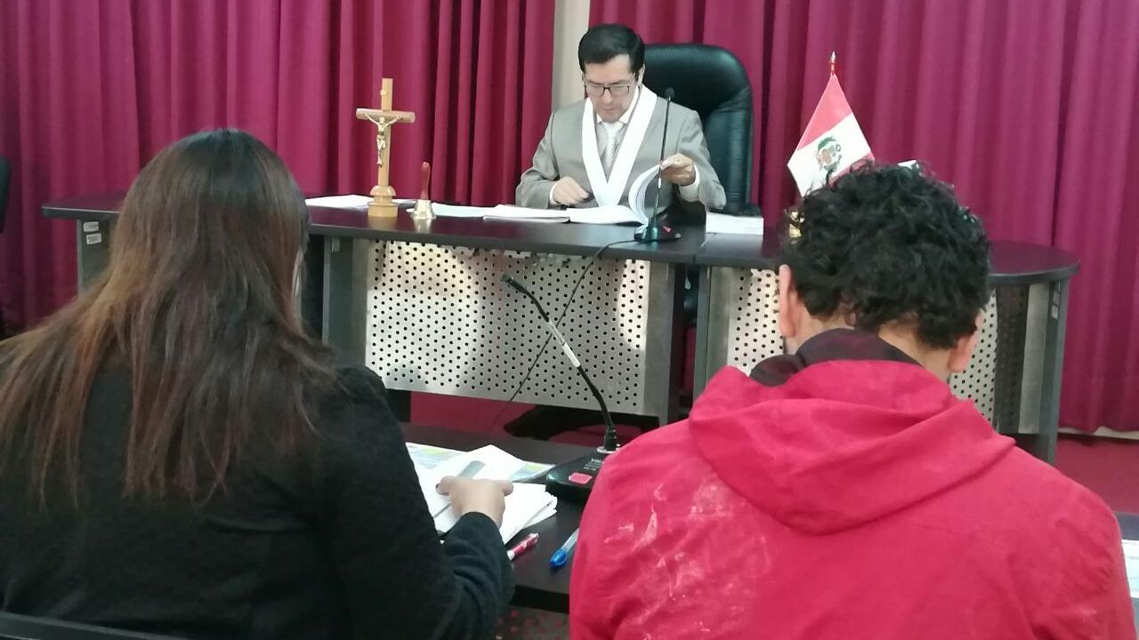 El acusado fue trasladado al establecimiento penitenciario Ayacucho I.