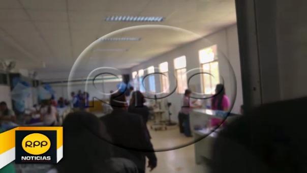 Situación de pacientes es de riesgo y serán trasladados a hospitales de Lima.