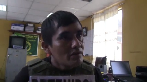 Francisco Cayetano tiene antecedentes por robo agravado e ingresó al penal de Lurigancho en el 2005.