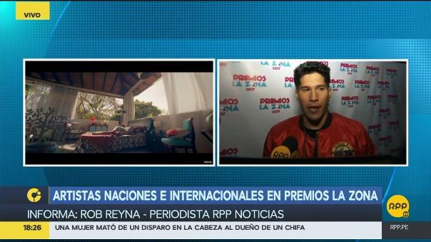 Chyno Miranda conversa con RPP Noticias