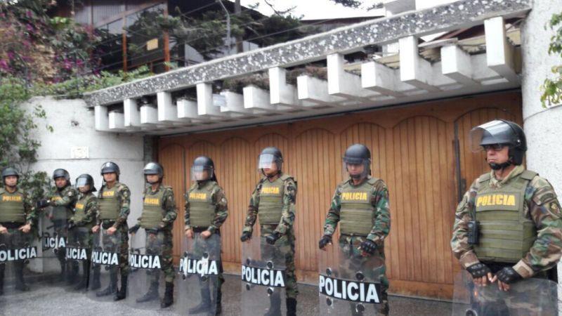 El ministro Carlos Basombrío brindó a RPP Noticias detalles del megaoperativo realizado en varias zonas de la capital.