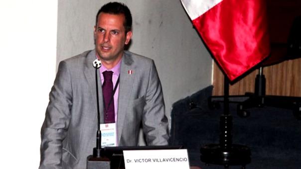 Roberto Silva Pro, presidente de Agremiados, y Víctor Villavicencio, secretario general adjunto de la FPF, hablaron para 'Fútbol Como Cancha'.