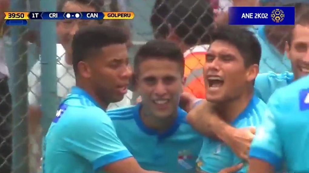 Sporting Cristal goleó 3-0 a Cantolao jugando en el Alberto Gallardo.