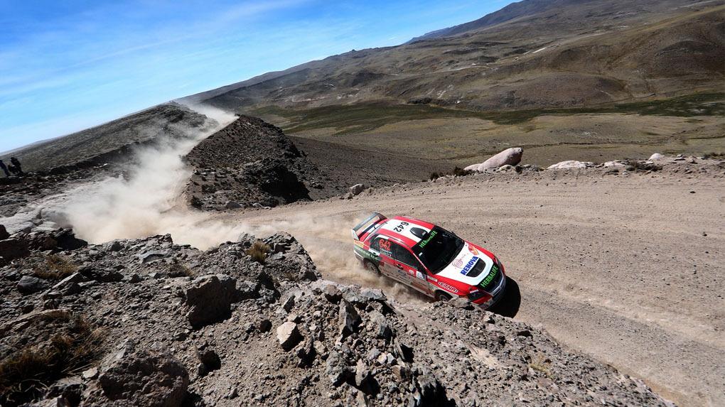 Nicolás Fuchs remontó y ganó la segunda etapa de Caminos del Inca.