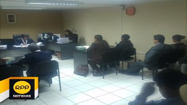 Zenón Chuctaya Ordóñez (58) será recluido en el penal de varones de Socabaya por seis meses mientras se realicen las investigaciones del caso.