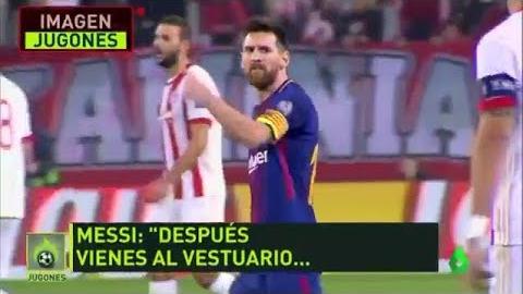 Lionel Messi lleva cinco Balones de Oro en su carrera.